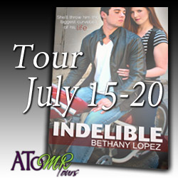 Indelible Tour button