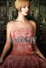 Daisy Buchanan, played by Carey Mulligan