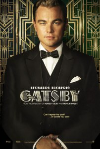 Jay Gatsby, played by Leonardo diCaprio