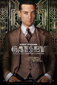 Nick Carraway, played by Tobey Magure