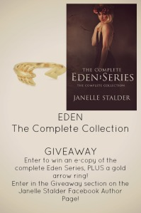 Eden giveaway