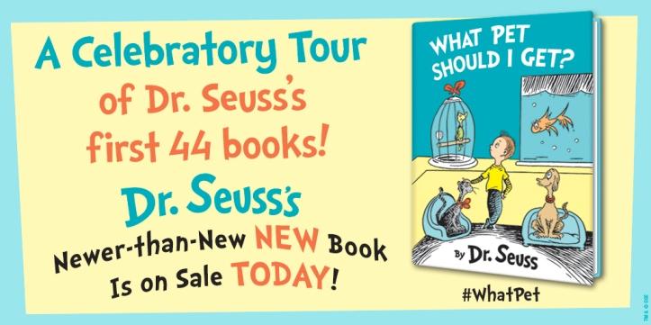 Dr Seuss Tour Banner