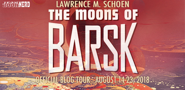 The Moons of Barsk Tour Banner